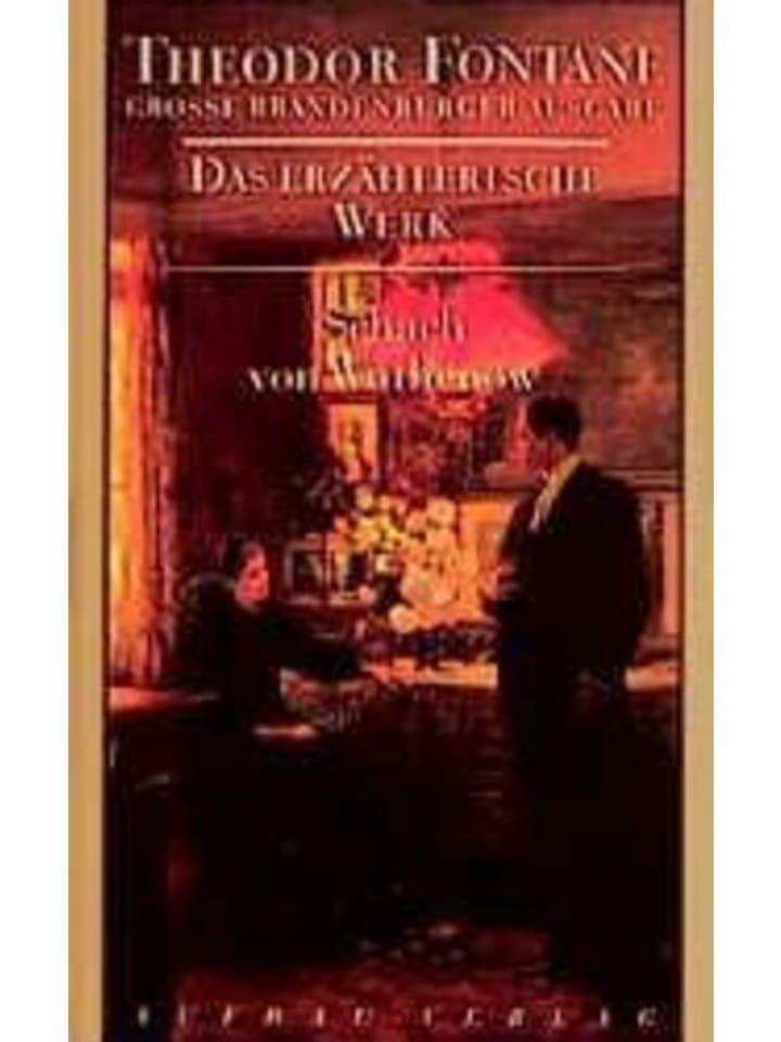 Aufbau Das erzählerische Werk 06. Schach von Wuthenow   Erzählung aus der Zeit des...