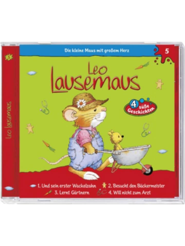 KIDDINX CD Leo Lausemaus 05 - und sein erster Wackelzahn