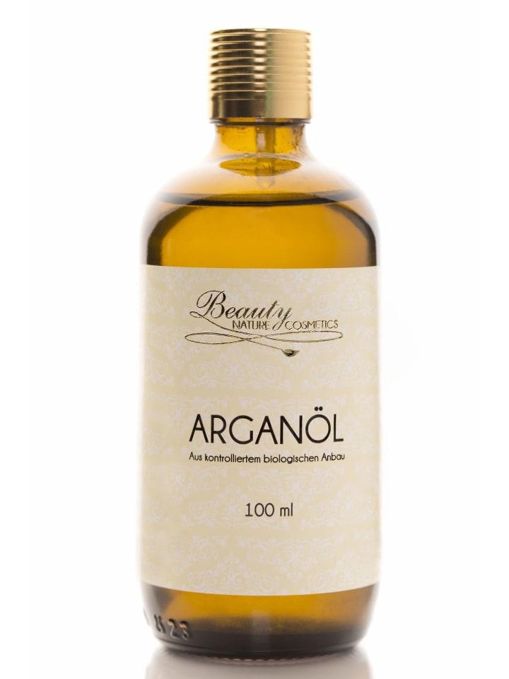 Beauty Nature Cosmetics 2er-Set: Arganöl 100 ml
