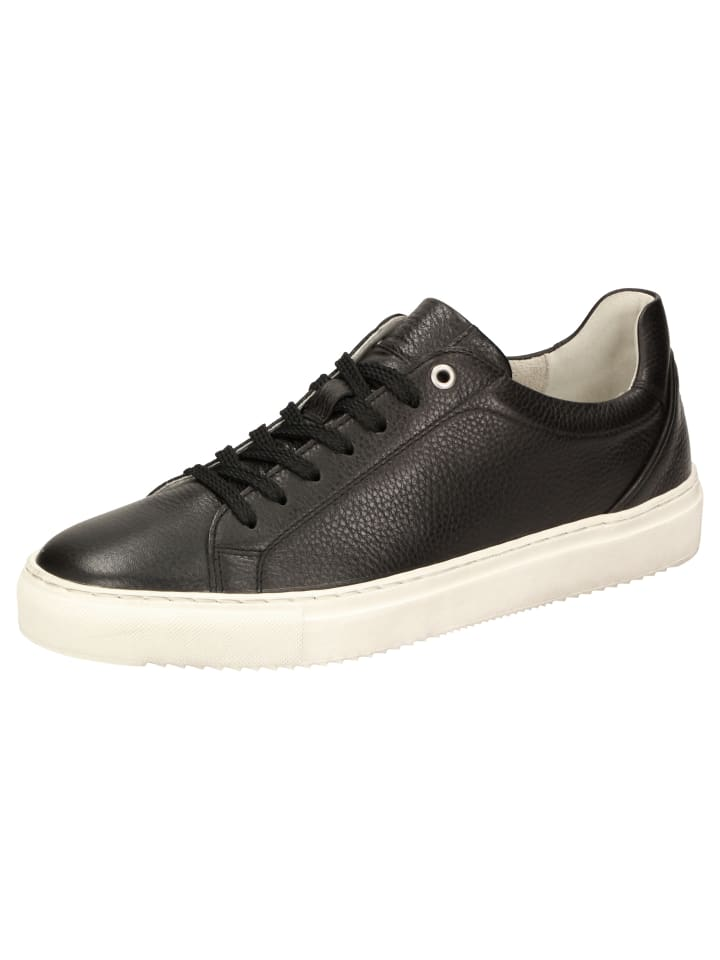 Sioux Sneaker Tils sneaker 001 in schwarz