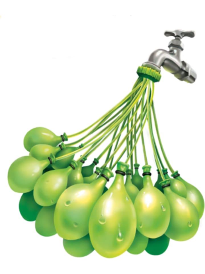 ZURU Bunch-O-Balloons Wasserbomben, 100 Stück