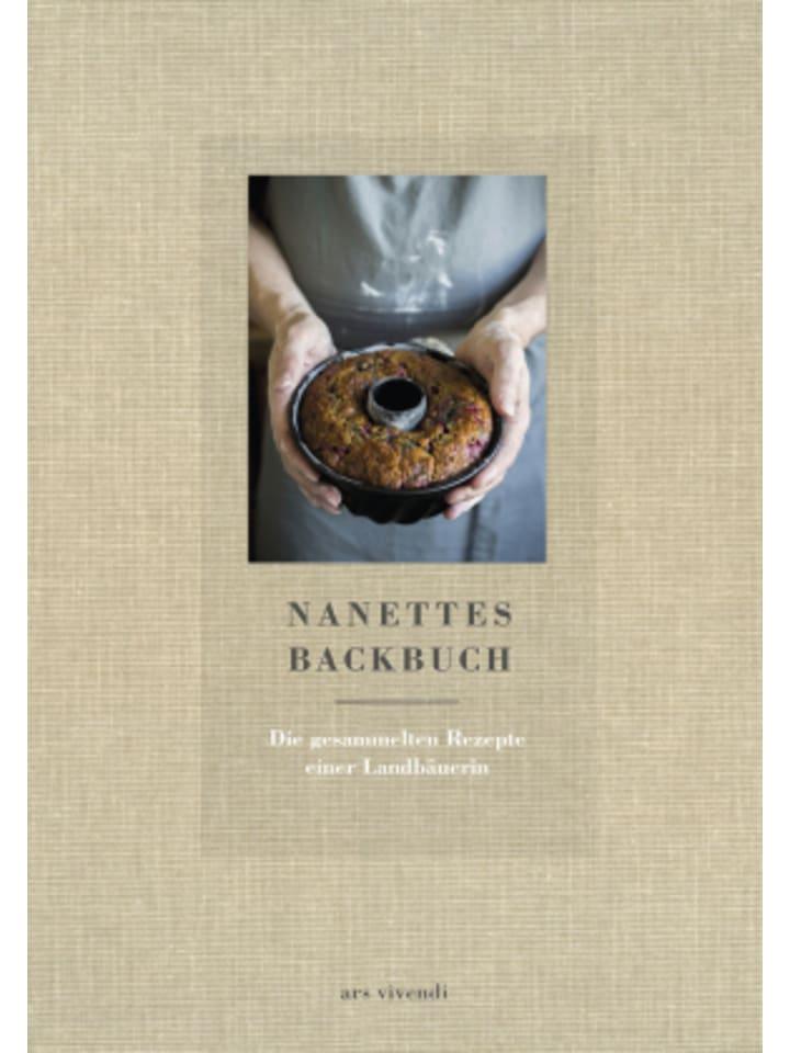 Ars vivendi Nanettes Backbuch