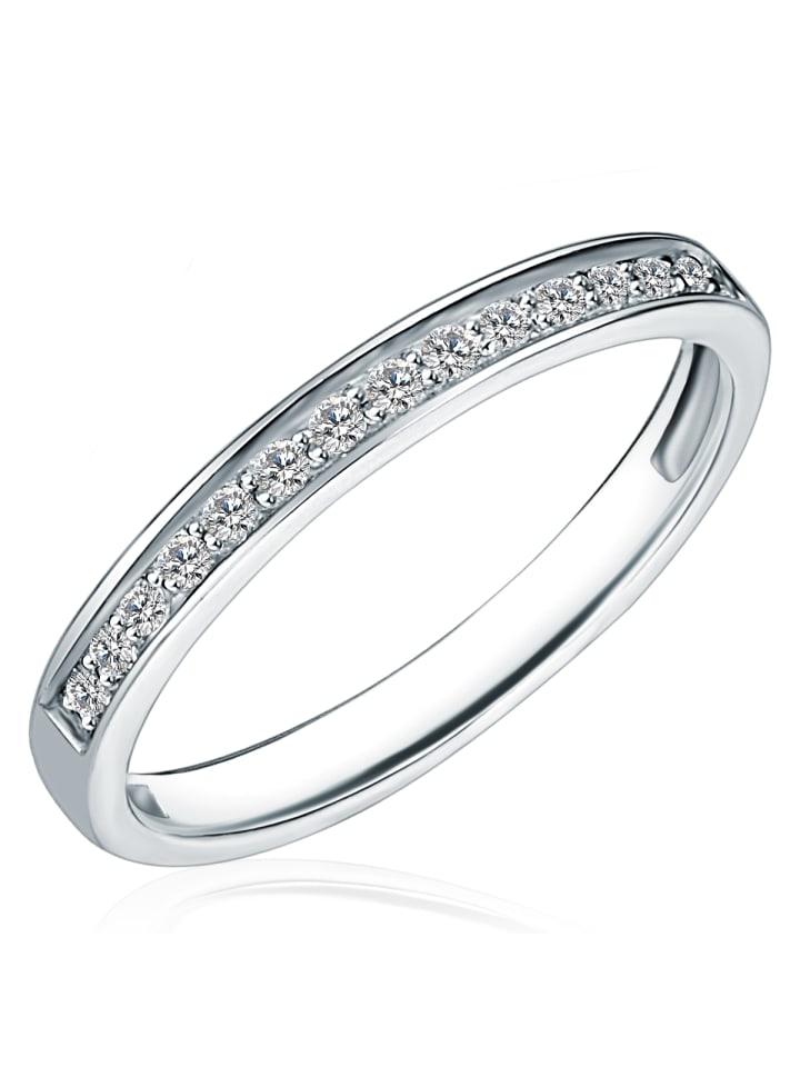Rafaela Donata Ring Sterling Silber Zirkonia in Silber in silber
