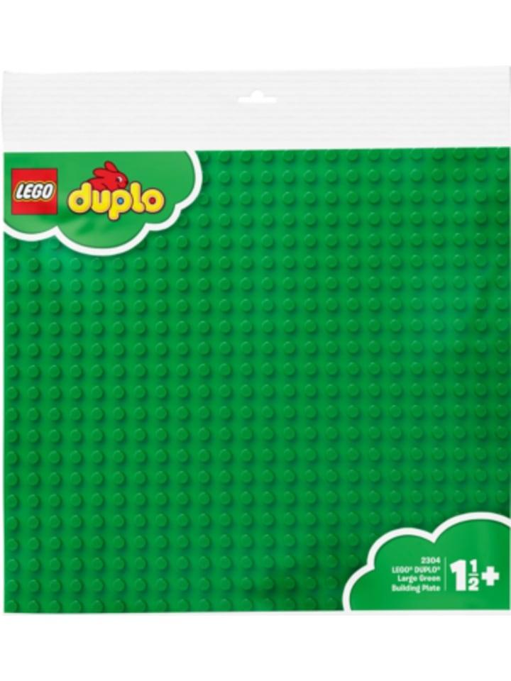LEGO DUPLO 2304 ® DUPLO® Große Bauplatte, grün