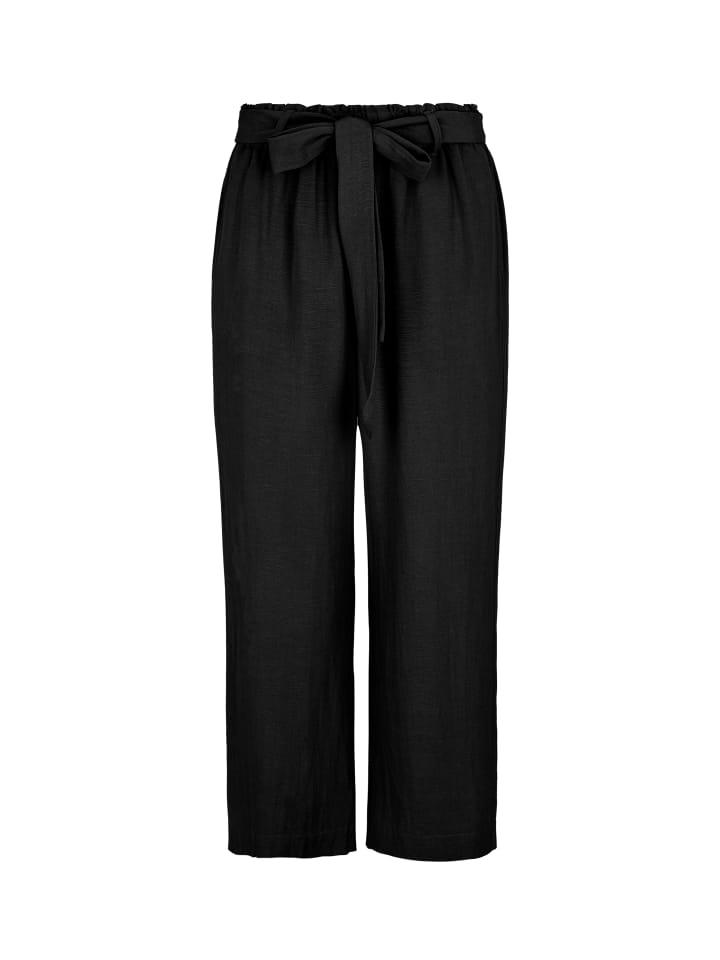 Million X - Women Damen Hose Culotte in black