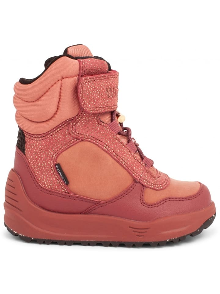 WODEN Boots Malika Boot in Rot