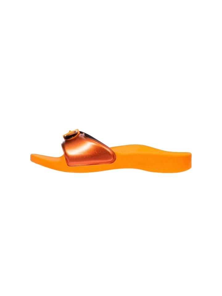 Scholl Badeschuhe Scholl Sun in orange
