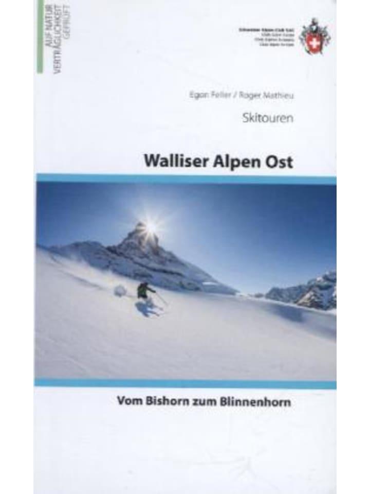 SAC Schweizer Alpenclub Skitouren Walliser Alpen Ost