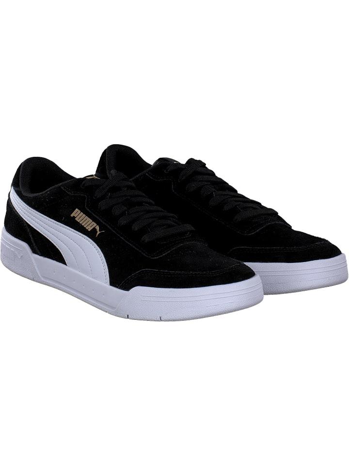Puma Shoes Schnürschuhe in schwarz