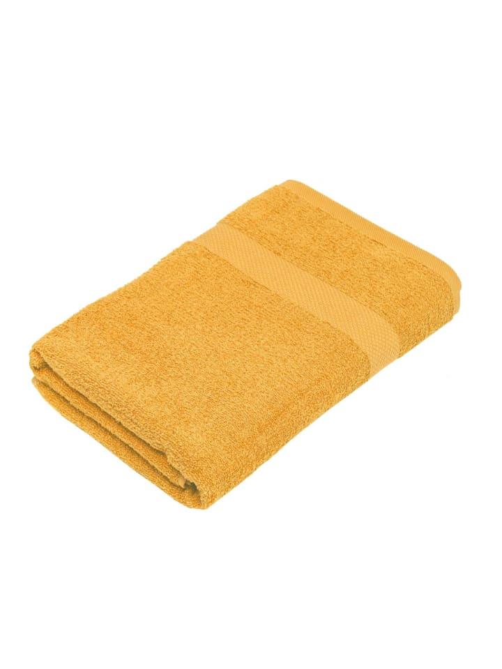 Pureday Duschtuch Basic, Gelb