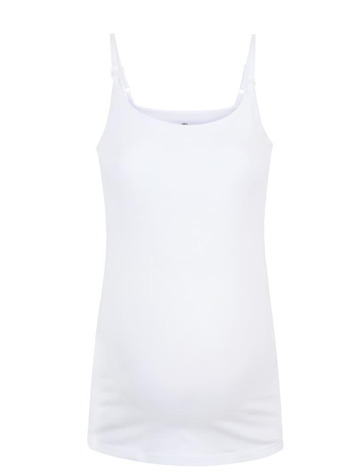Bellybutton Umstands-/Still-Top Sunshine in bright white