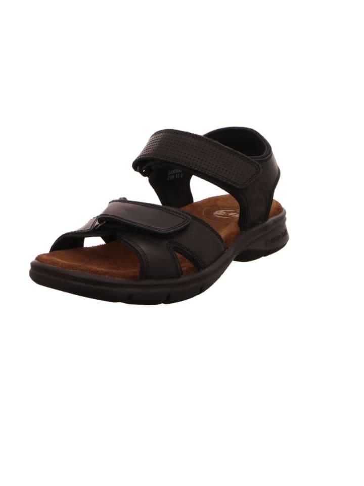 PANAMA JACK Sandalen in schwarz