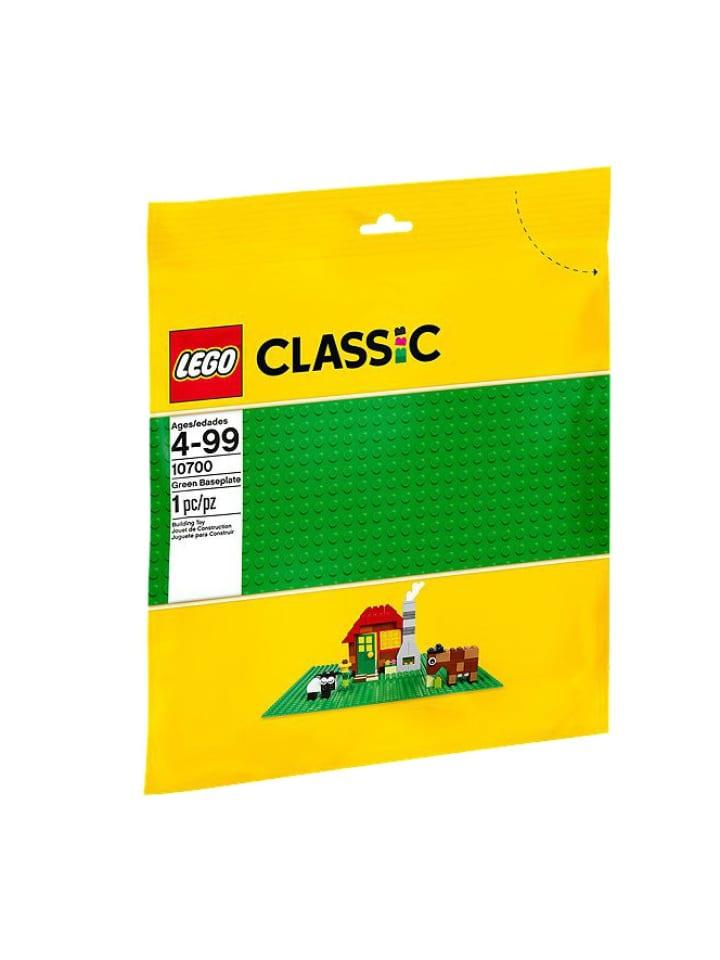 LEGO Classic 10700 Grüne Bauplatte Grundplatte