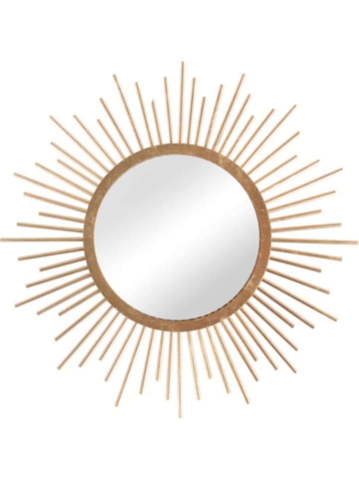 Rayher Kreativ-Set Sonnenspiegel klein, 32 cm ø, Spiegel ø 15 cm