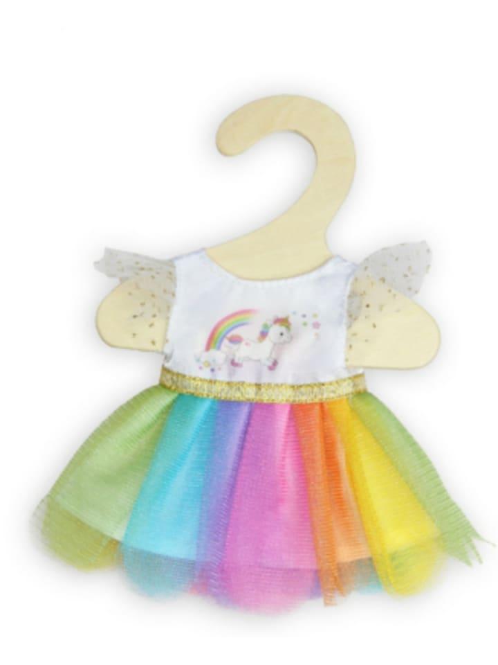 Heless Einhorn-Kleid Henri mini, Gr. 20-25 cm, Puppenkleidung