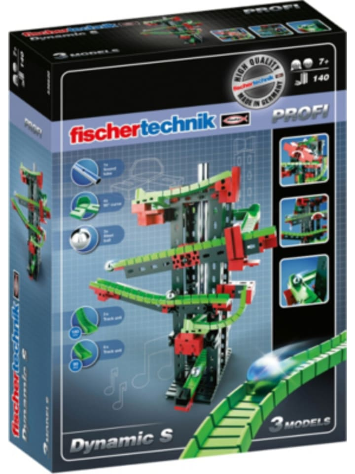 "Fischertechnik PROFI Kugelbahn ""Dynamic S"""