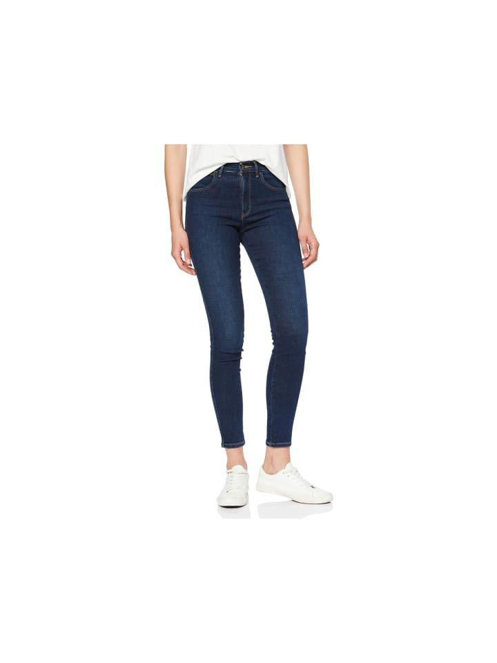 Wrangler Skinny Fit Jeans in uni