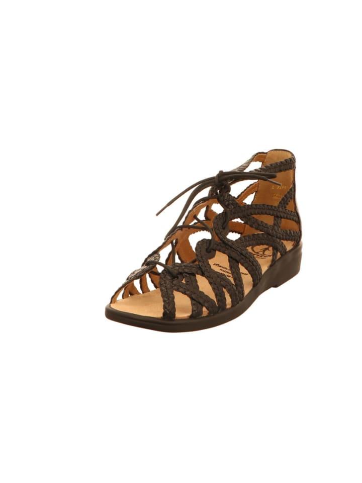 Ganter Sandalen/Sandaletten in schwarz
