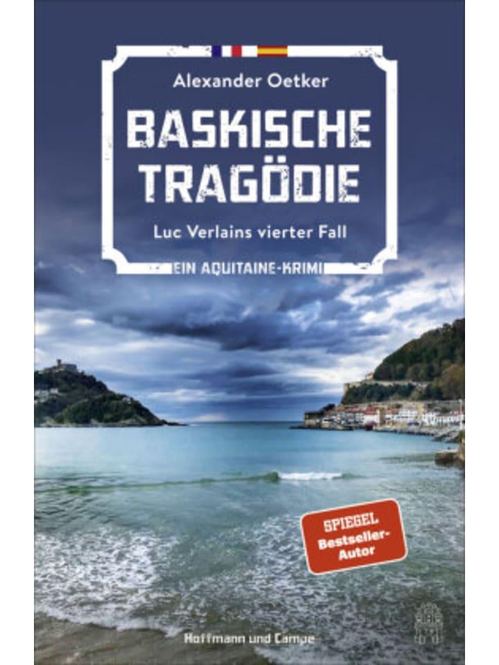 Hoffmann und Campe Baskische Tragödie
