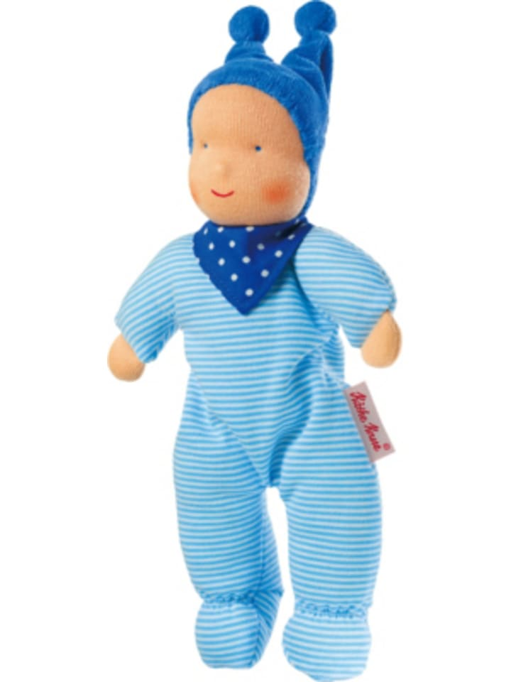 Käthe Kruse Baby Schatzi blau