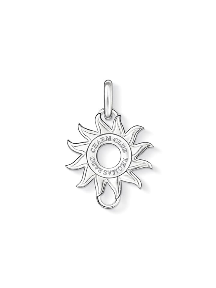 """Thomas Sabo Charm """"Carrier X0176-001-12"""" in silber"""