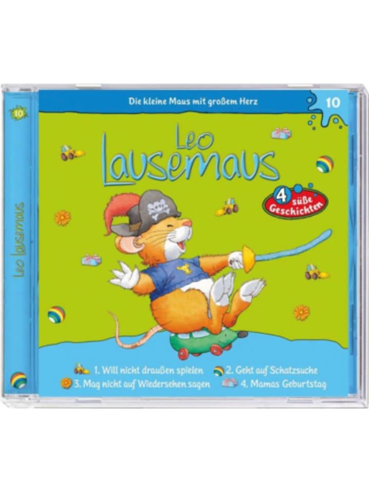 KIDDINX CD Leo Lausemaus 10