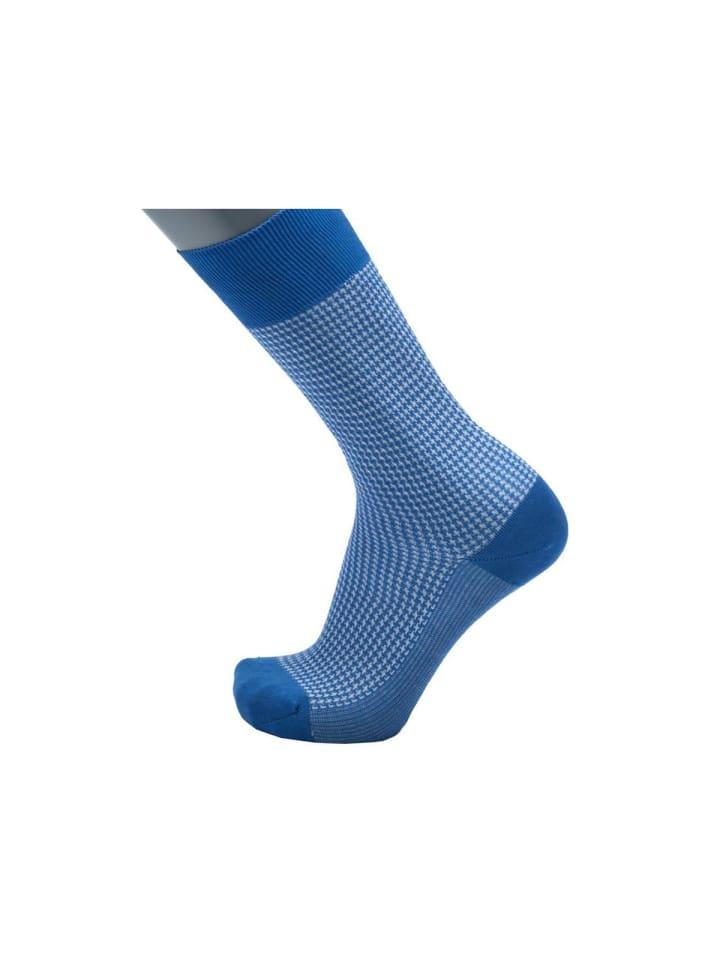 BGents Socken in royalblau
