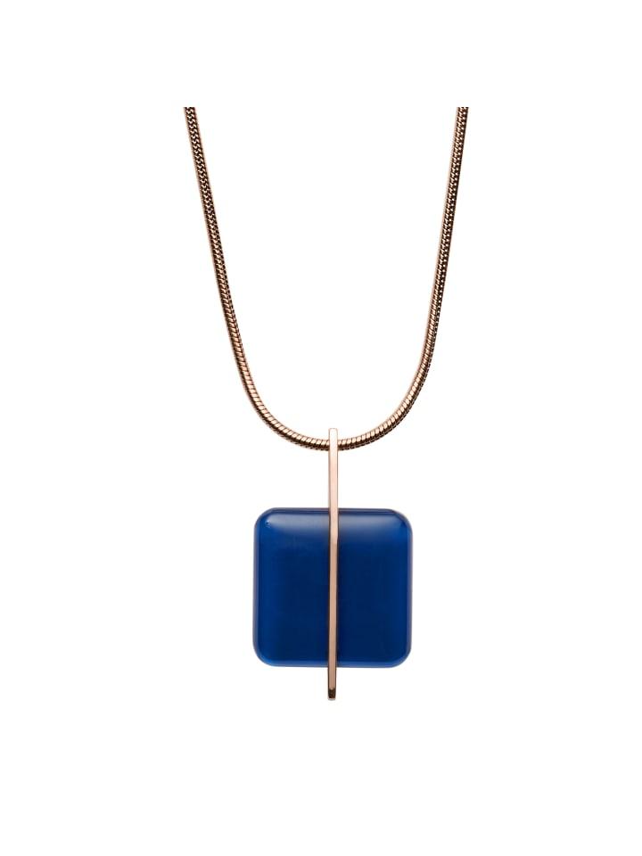 Skagen Halskette in Roségold