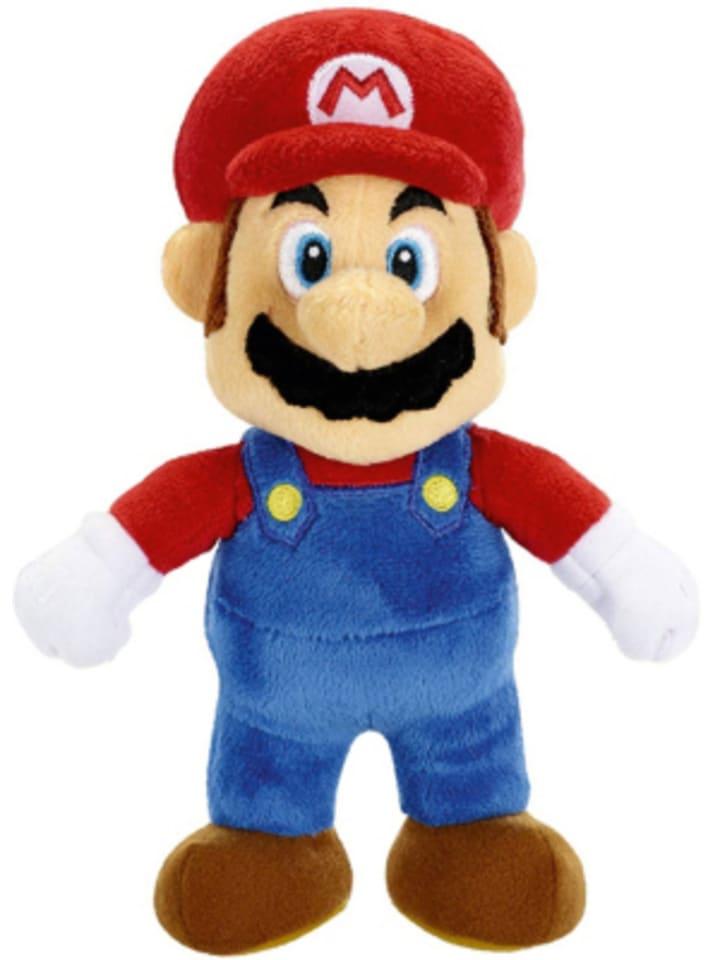 Super Mario Mario Plüschfigur 20 cm
