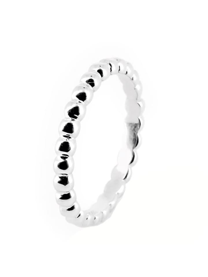"""Heartbreaker Ring """"Stacking Ringe LDMR15"""" in silber"""