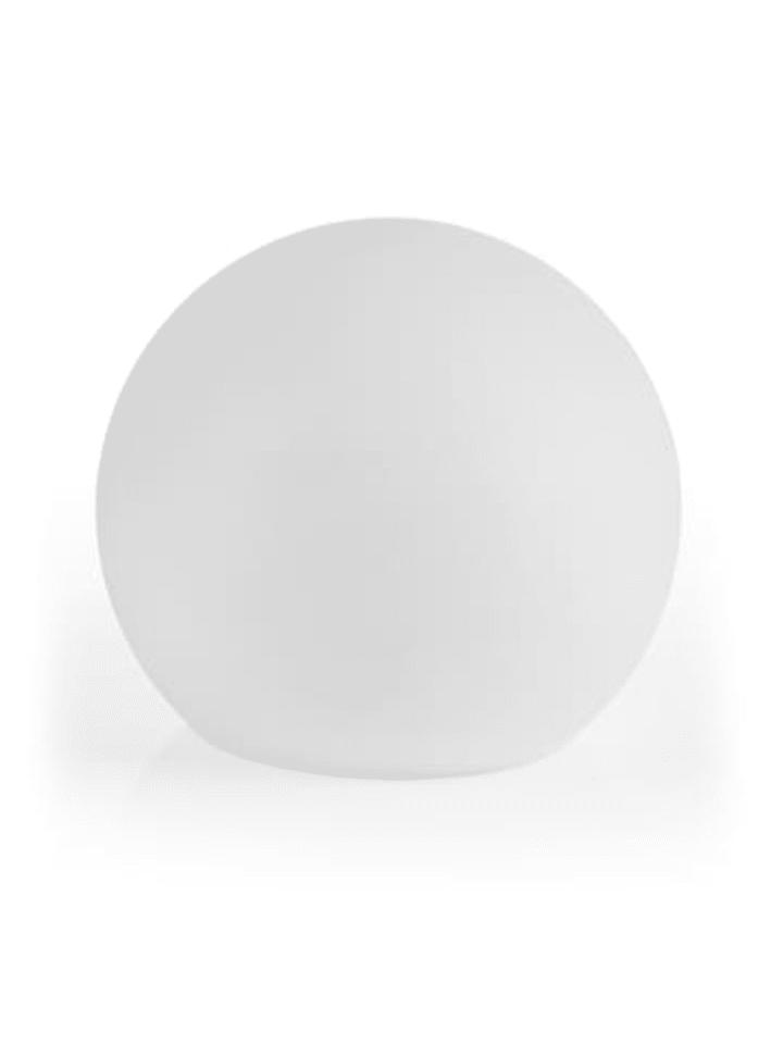 EASYmaxx Solar-Dekokugel mit Farbwechsel in Weiß