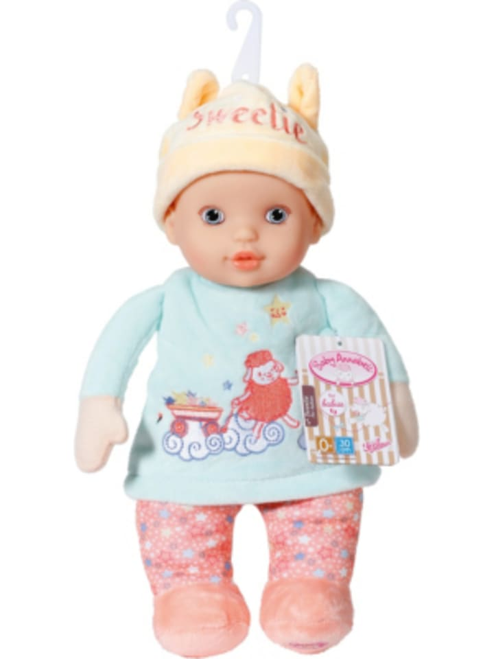 Zapf Baby Annabell® Sweetie for babies 30 cm