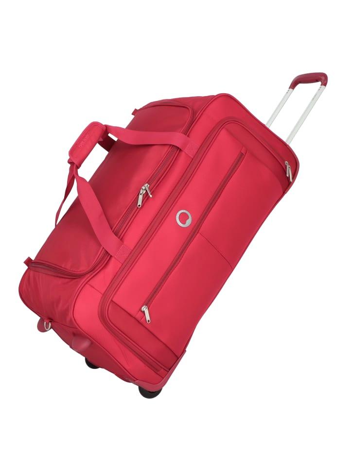 Delsey Pin Up 5 2-Rollen Reisetasche 74 cm in rot