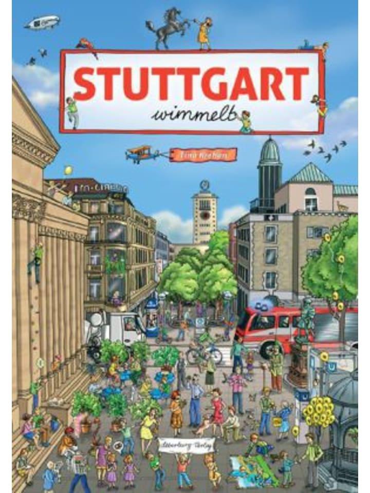 Silberburg Stuttgart wimmelt