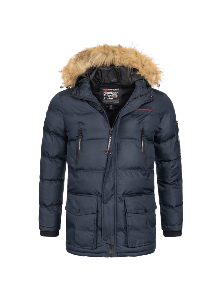Geographical Norway Geographical Norway Winterjacke BRAVICI in NAVY