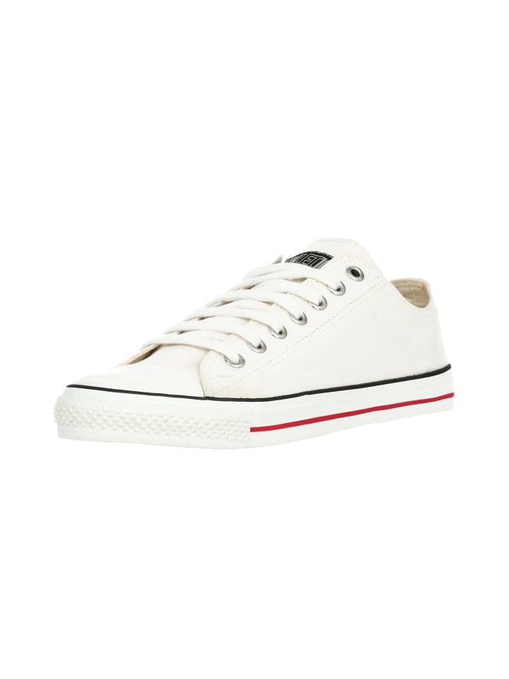 Sneaker Lo Fair Trainer White Cap in just white   just white