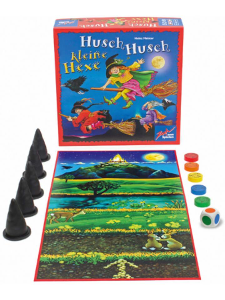 Zoch Husch Husch kleine Hexe