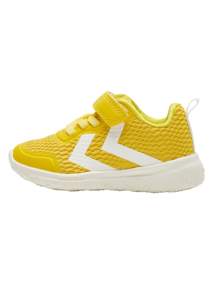 Hummel Sneakers Low Actus Ml Infant in MAIZE