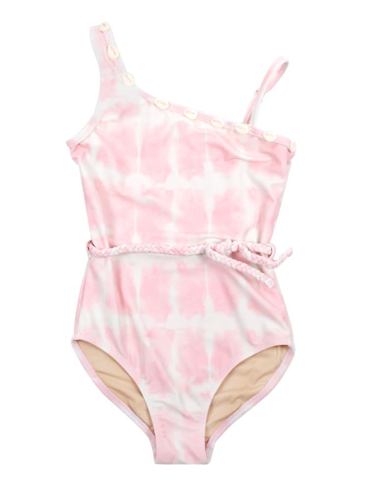 "Shade Critters Kinder Badeanzug ""Pink Batik"" in pink"