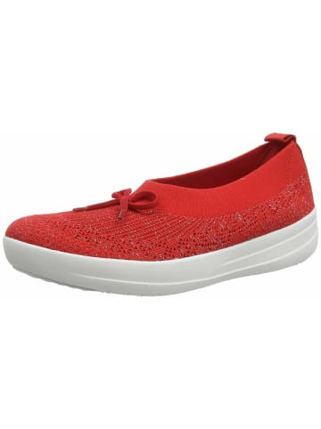 Fitflop Ballerinas in rot