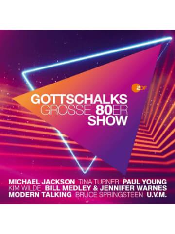 Sony CD Gottschalks Große 80er Show