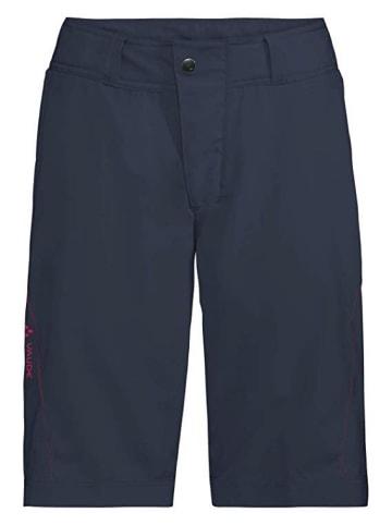 Vaude Shorts Ledro in Dunkelblau