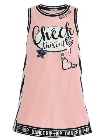 Gulliver A-Linien-Kleid in Pink