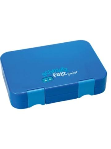 Schmatzfatz Brotdose junior Lunchbox Blau