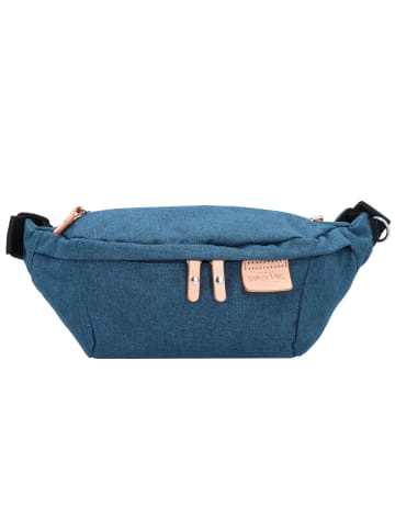 Harvest Label Hama Gürteltasche 28 cm in navy
