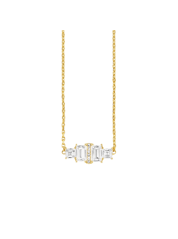 Caï Colliers 925/- Sterling Silber in gelb