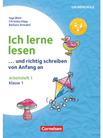 Cornelsen Verlag Ich lerne lesen - ...und richtig schreiben von Anfang an - Klasse 1