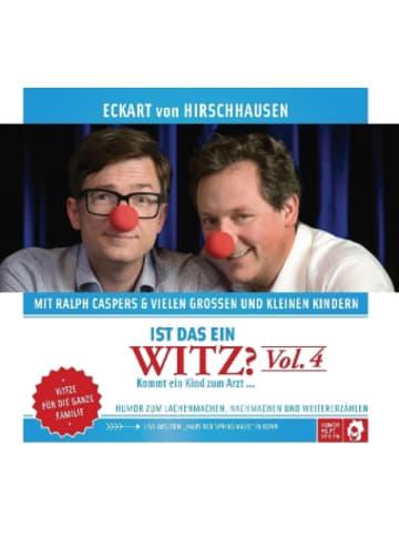 Der Hörverlag Ist das ein Witz? Kommt ein Kind zum Arzt ..., 1 Audio-CD