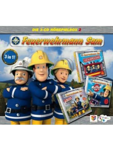 Just Bridge Entertainment CD Feuerwehrmann Sam - Hörspielbox 2