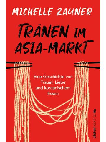 Ullstein Taschenbuchverlag Tränen im Asia-Markt | Eine Geschichte von Trauer, Liebe und koreanischem Essen